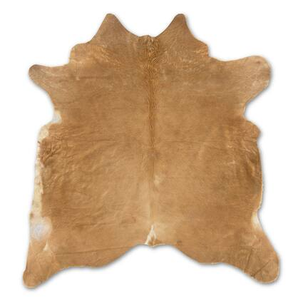 Cowhide 5' x 8' Area Rug - Medium Brindle