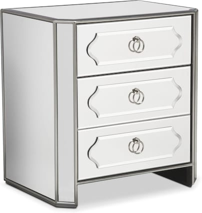Harlow Bedside Chest