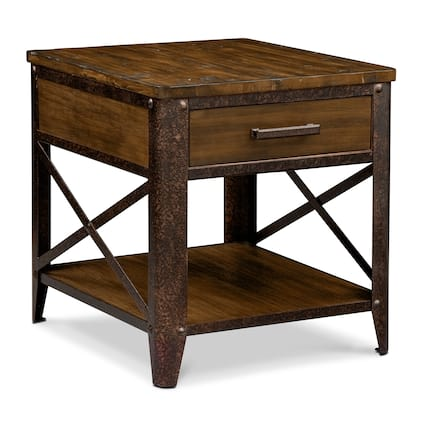 Shortline End Table