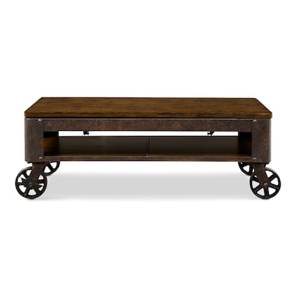 Shortline Lift-Top Coffee Table