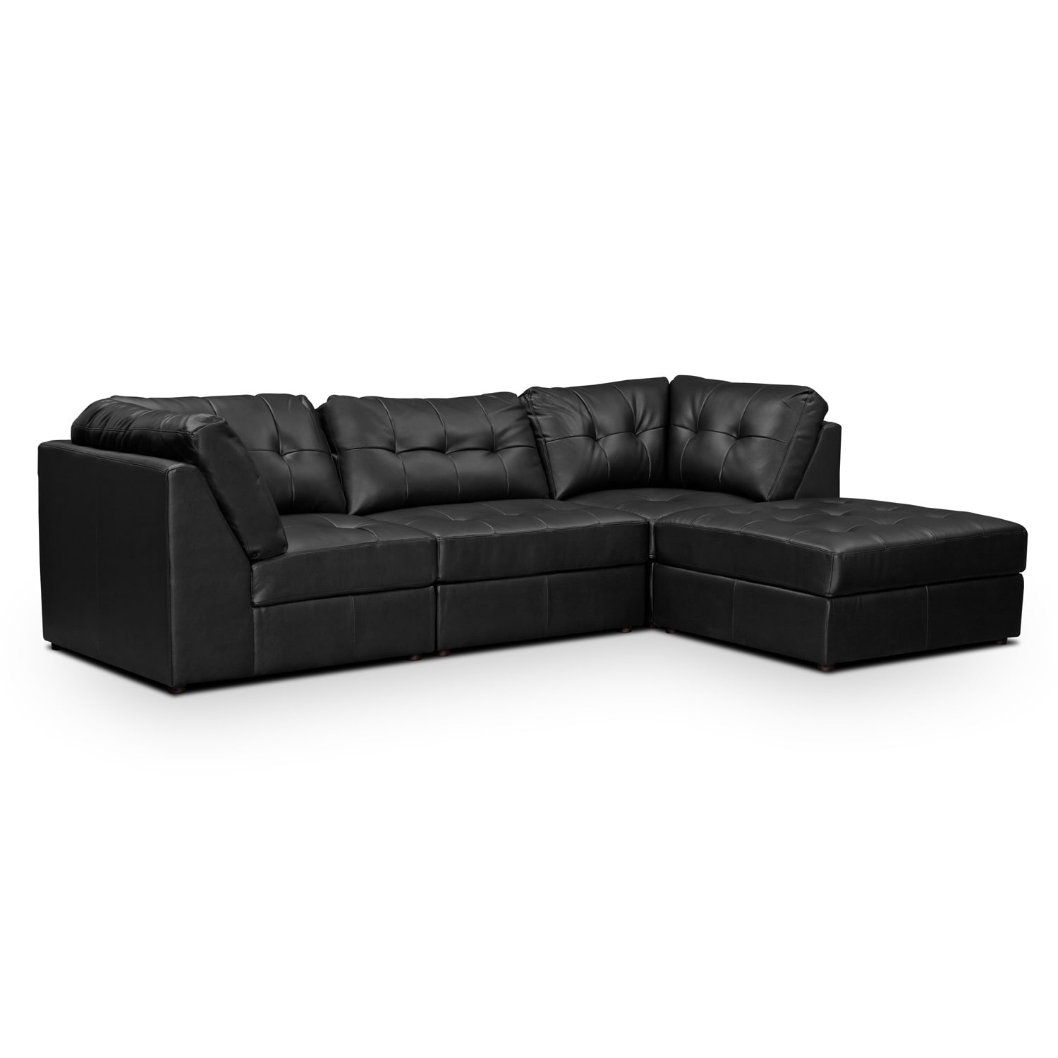 [Aventura 4 Pc. Sectional]