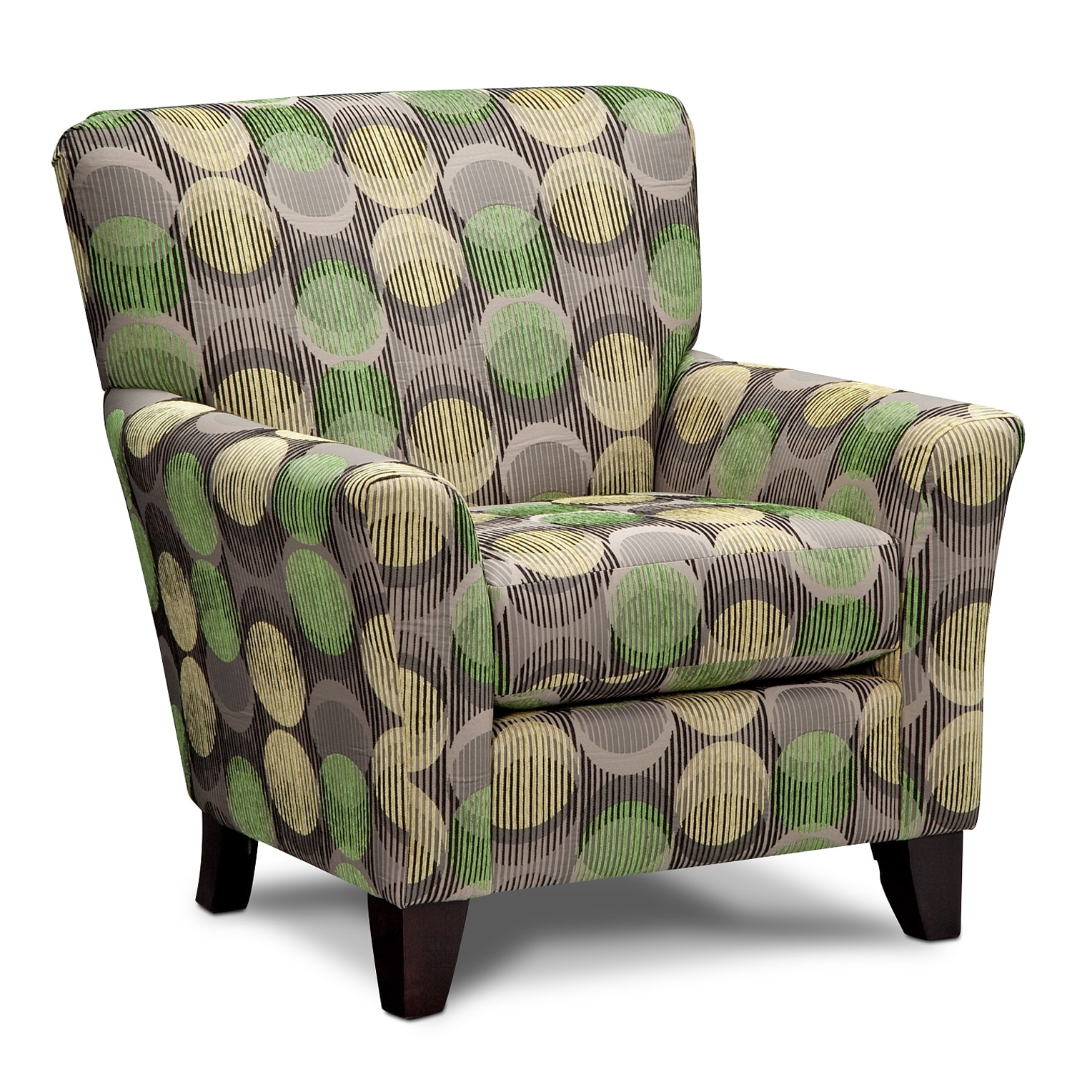 Living Room Furniture - Oasis Accent Chair