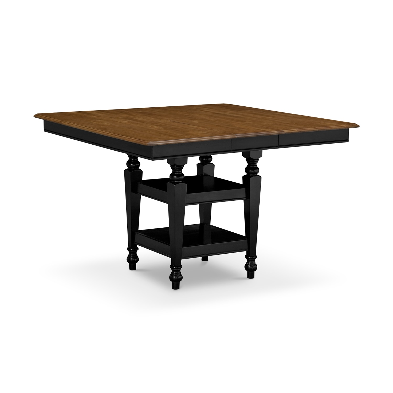 Dining room furniture american signature furniture for Counter height dining table