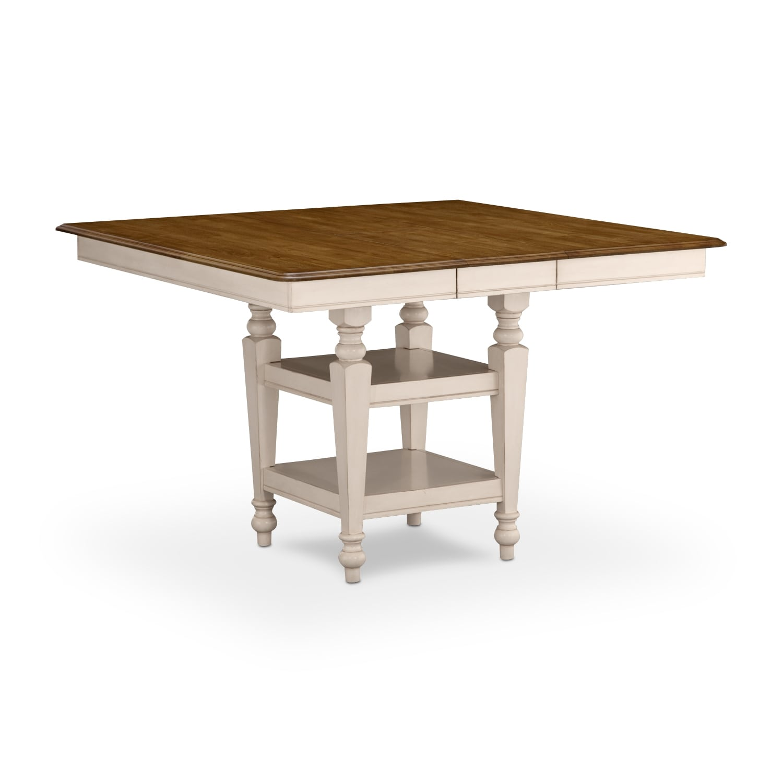 [Chesapeake II Counter-Height Table]
