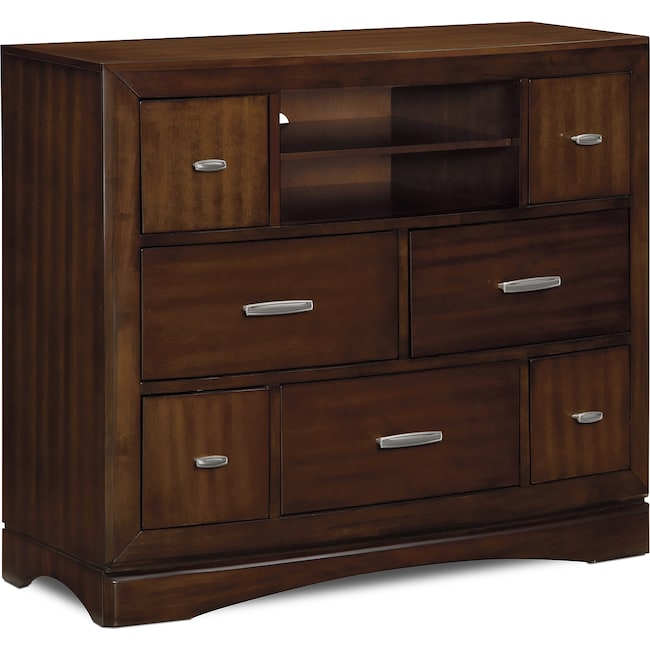 Bedroom Furniture - Toronto Media Chest