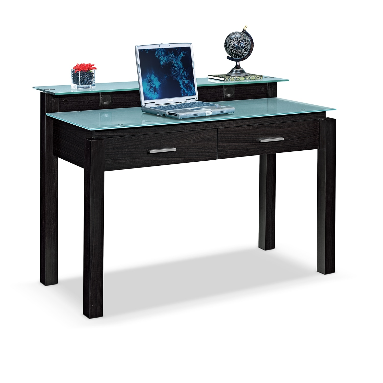 Home Office Furniture - Crescent Desk