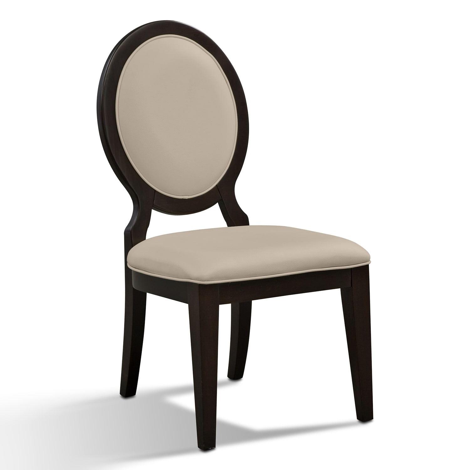 Dining Room Furniture   Cosmo Chair   Merlot