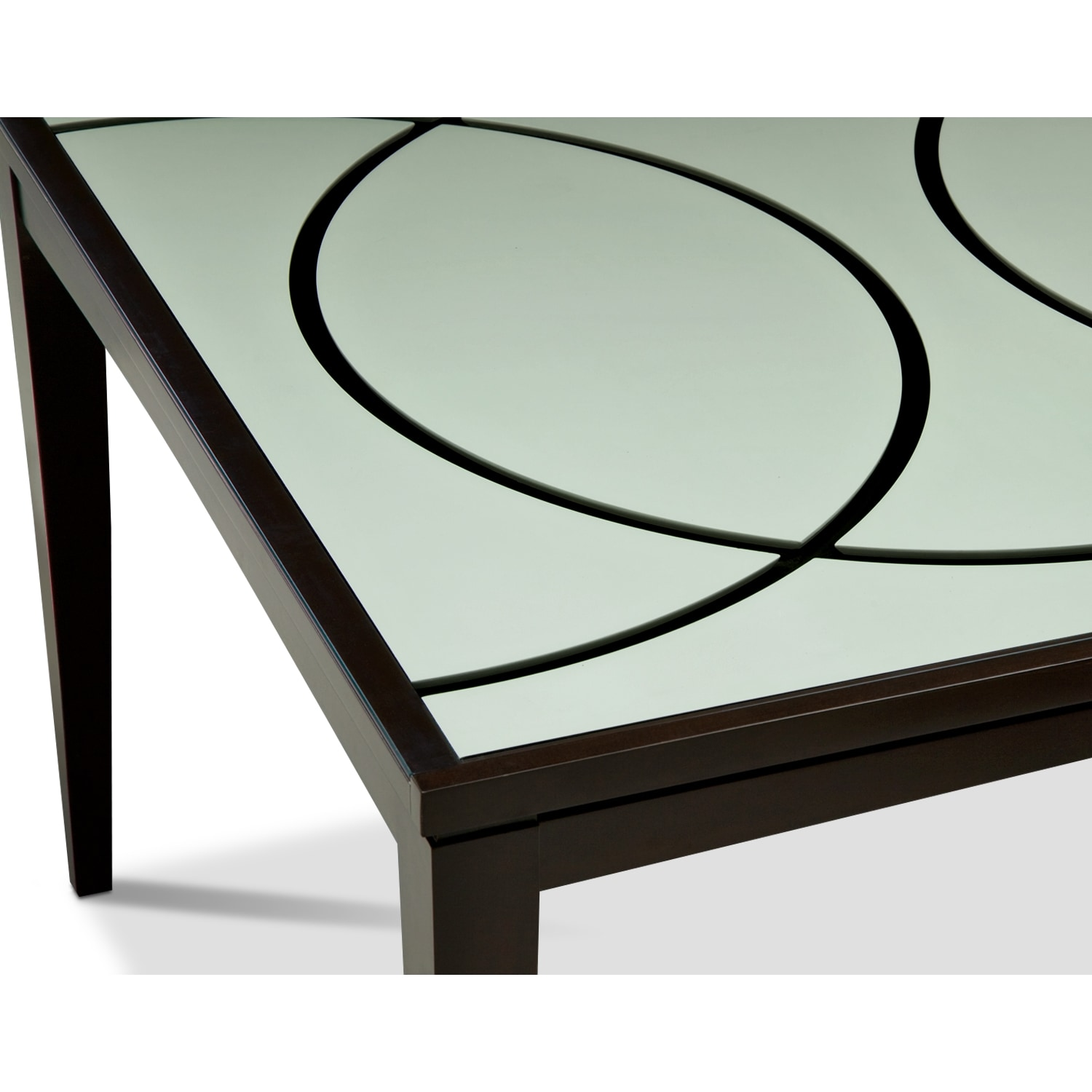 Cosmo Dining Table Merlot