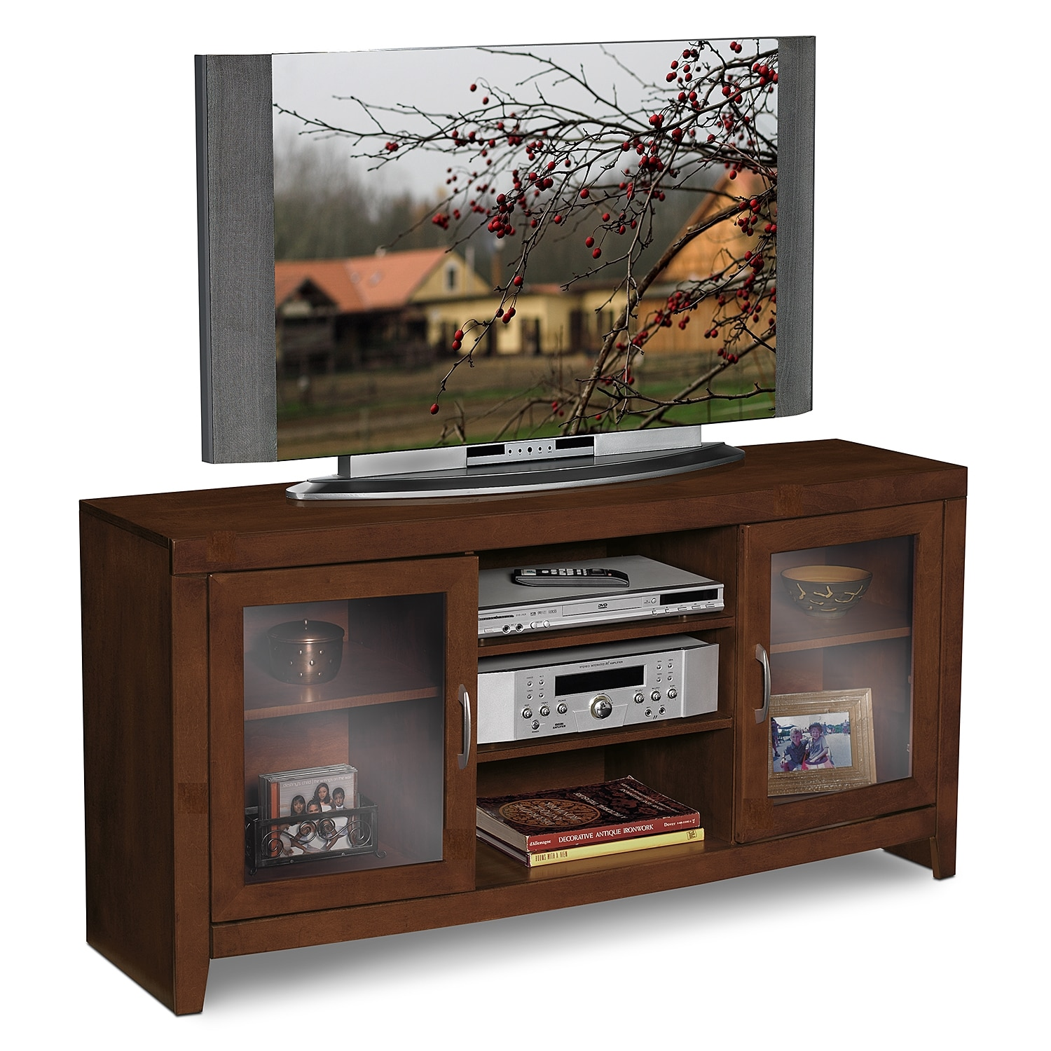 "[Empire II 54"" TV Stand]"