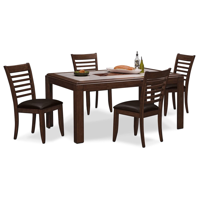 Dining Room Furniture - Deer Creek 5 Pc. Dinette