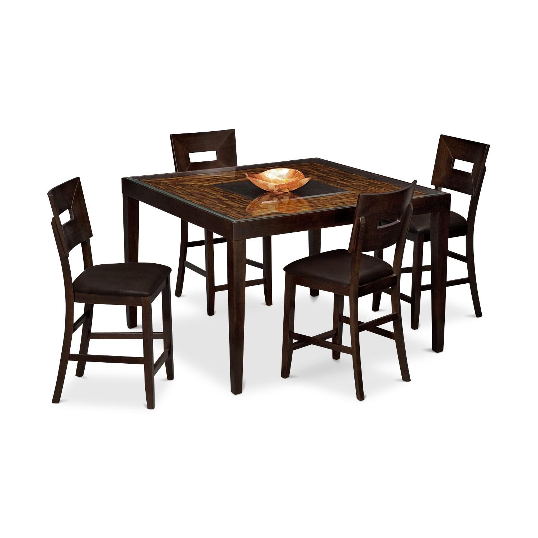 Dining room furniture american signature furniture for American furniture dinette sets