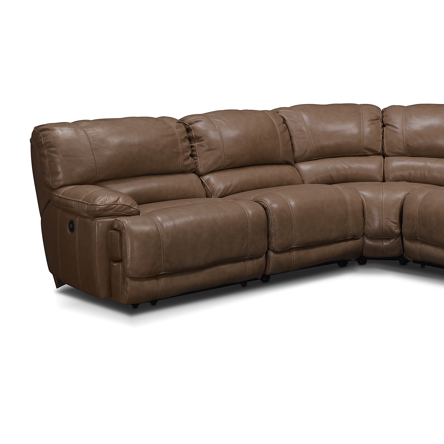 St Malo 6 Piece Power Reclining Sectional With Right