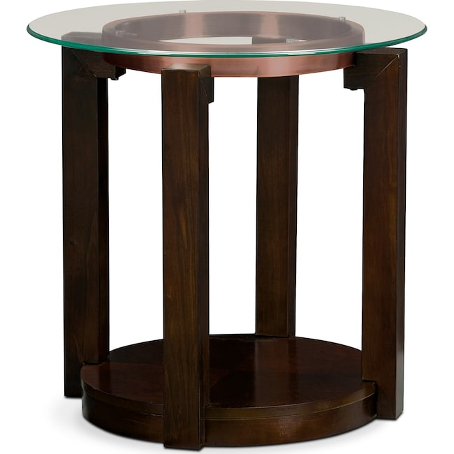 Accent and Occasional Furniture - Auburn End Table