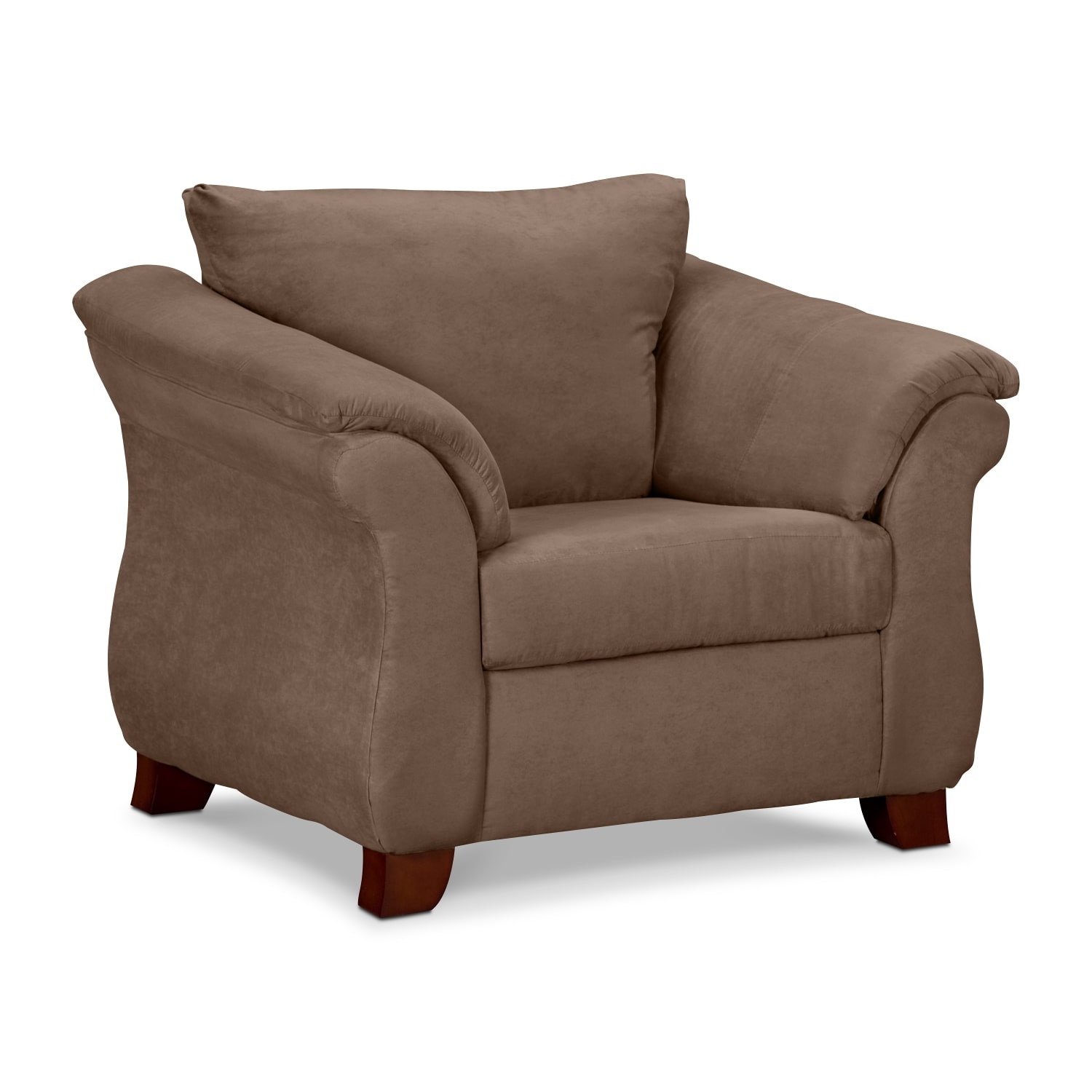 Adrian Chair   Taupe