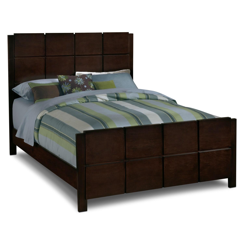 Shop Queen Beds American Signature Furniture