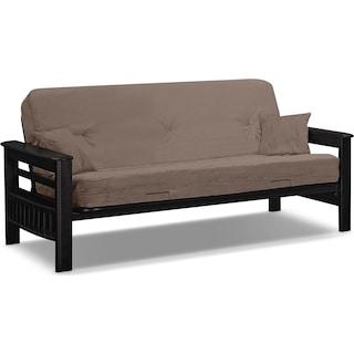 Tampa Futon Sofa Bed - Beige