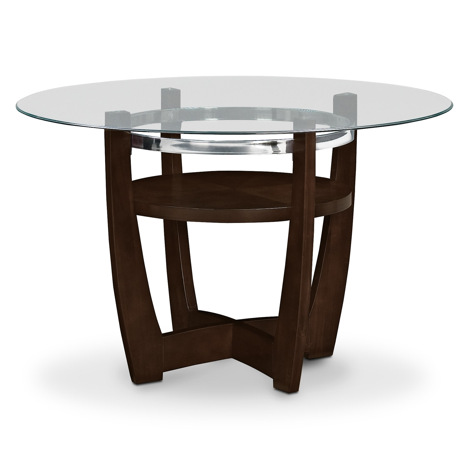 Alcove Round Dining Table | American Signature Furniture
