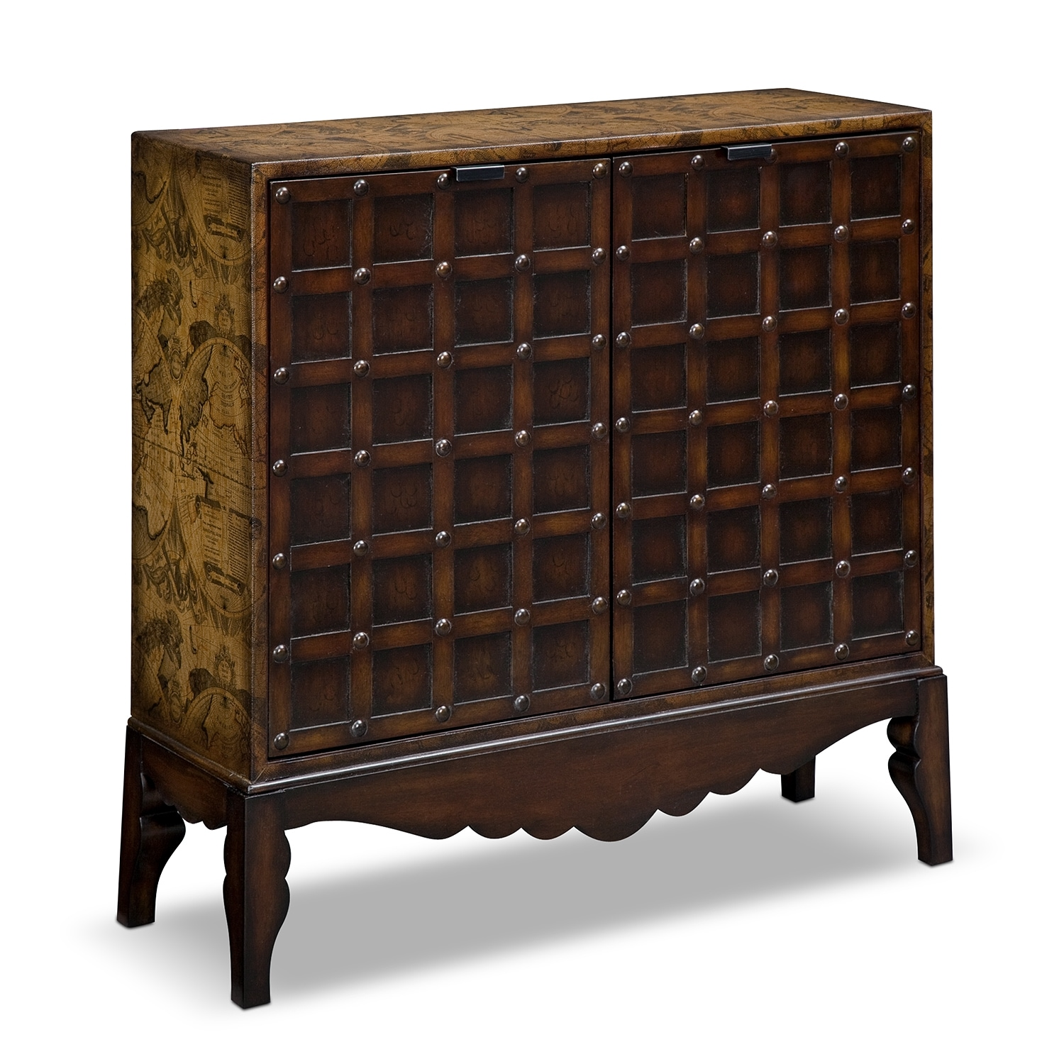 Accent and Occasional Furniture - Oliver Accent Chest