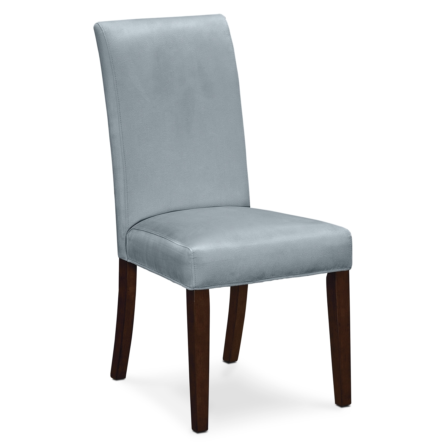 Alcove Side Chair - Aqua