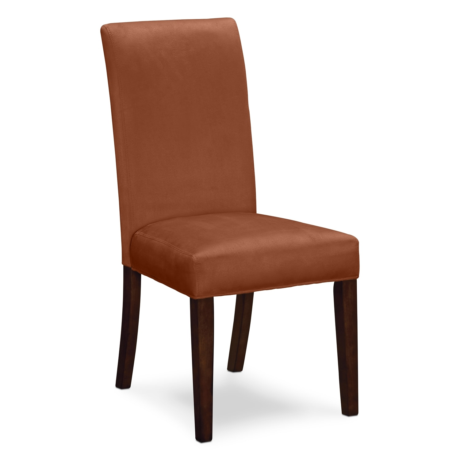 Dining Room Furniture - Alcove Side Chair - Orange