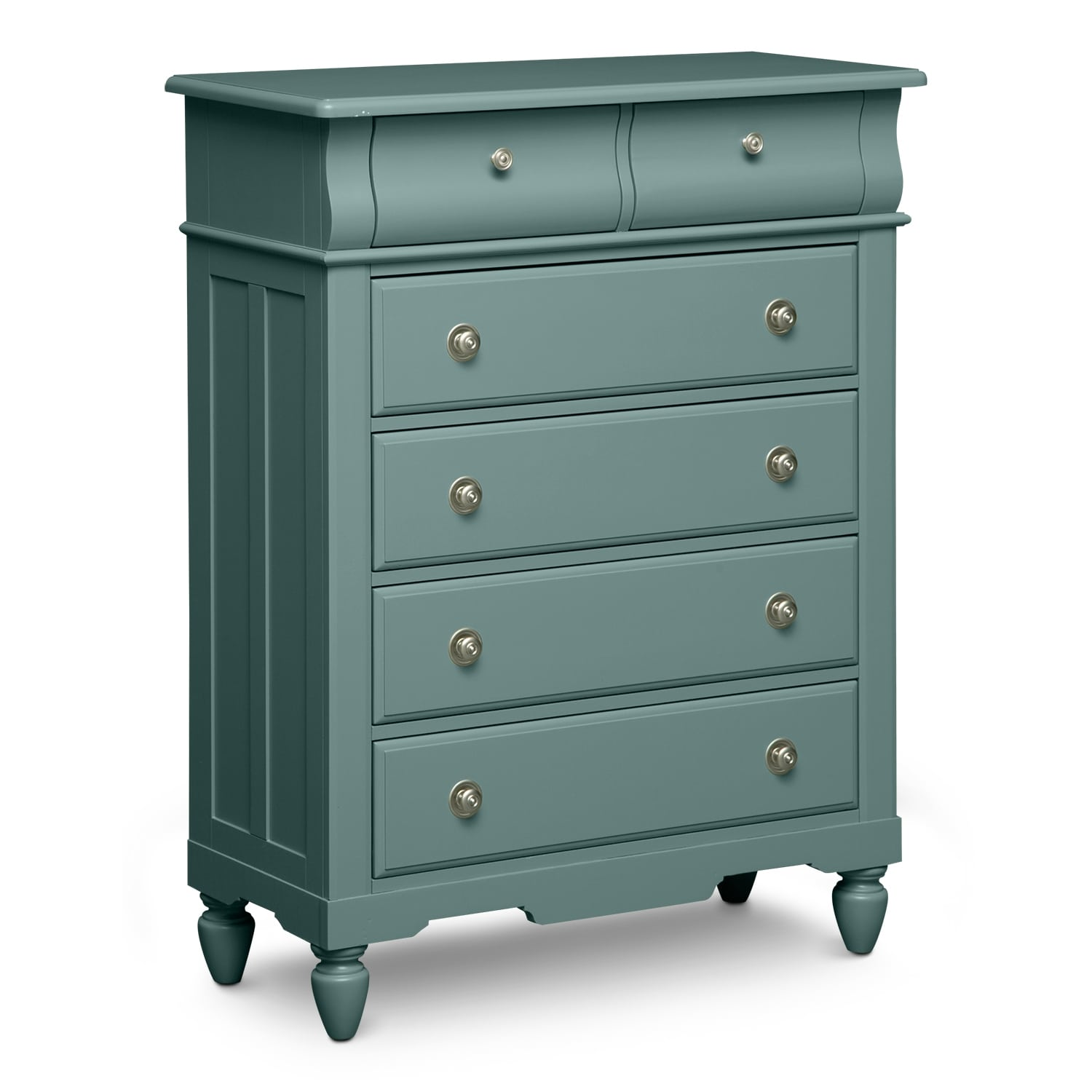 Seaside Chest - Blue