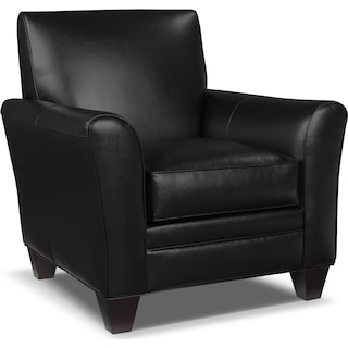 Icon Accent Chair - Black