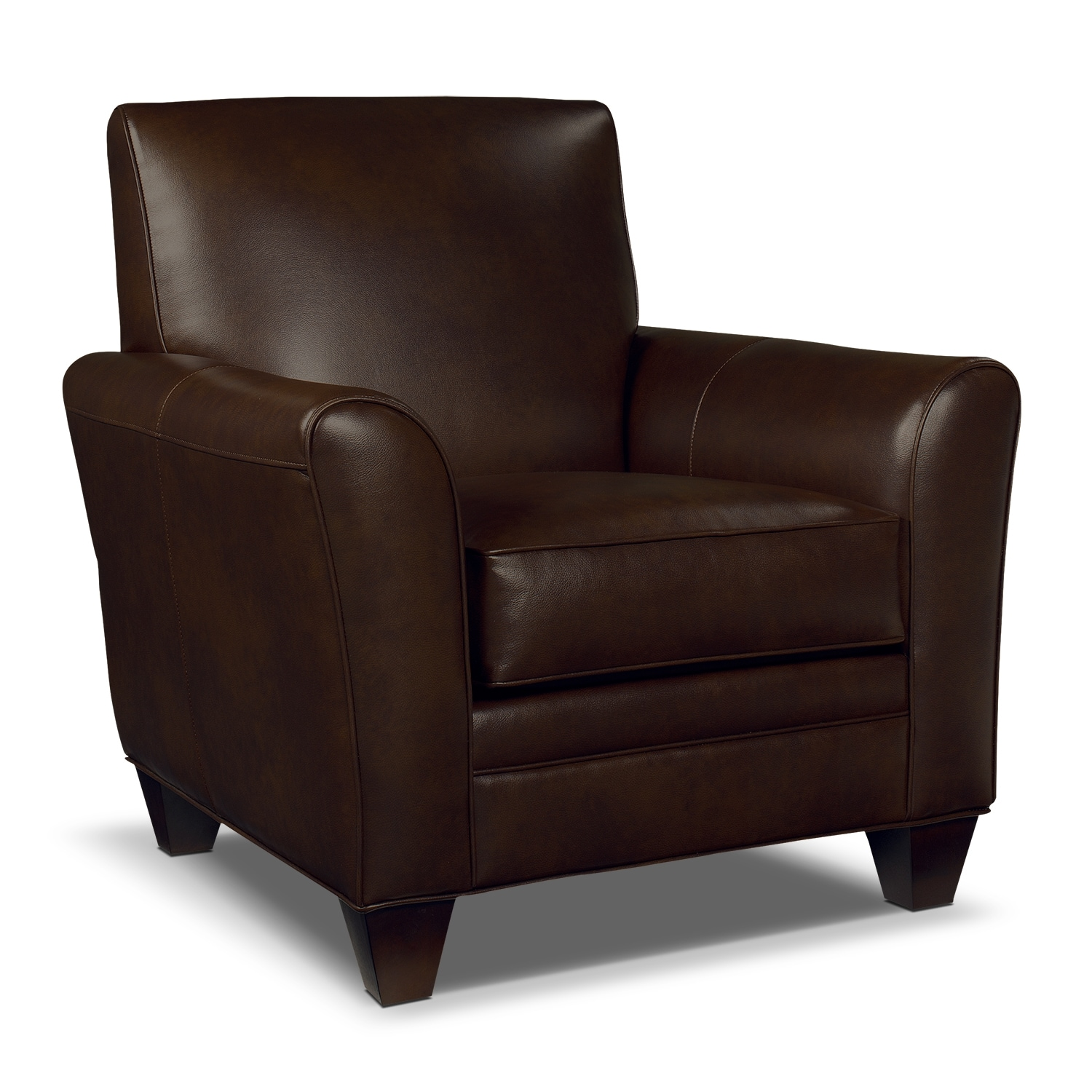 Accent chairs american signature furniture for Occasional furniture