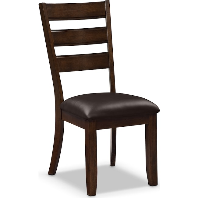 Dining Room Furniture - Abaco Chair - Brown