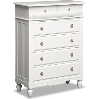 Seaside Chest - White