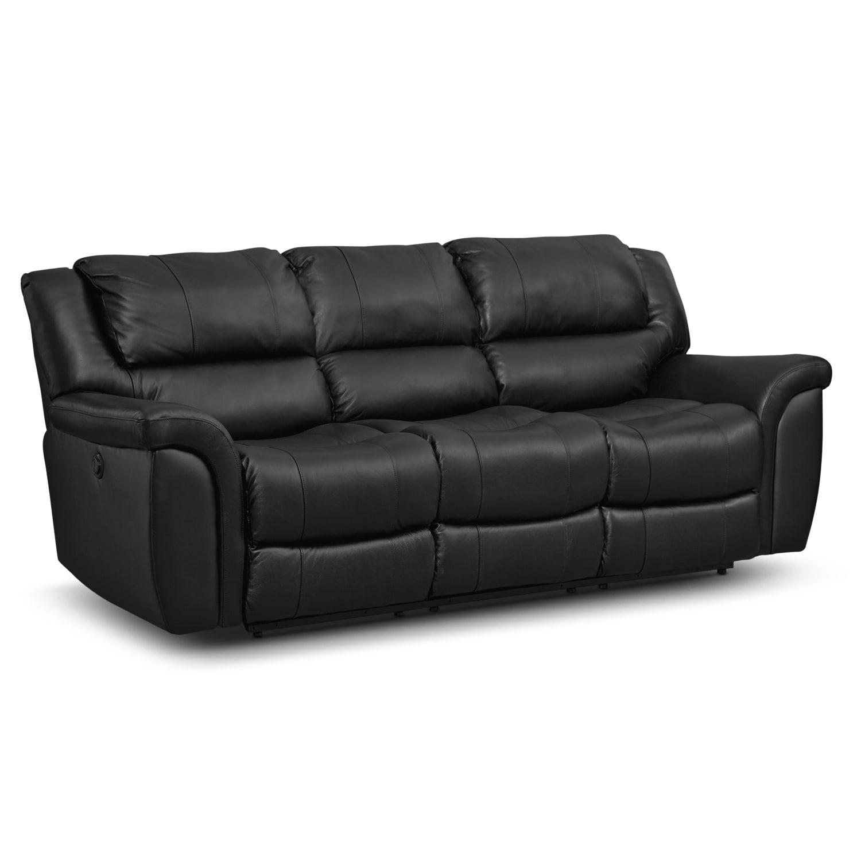 [Aquarius III Dual Power Reclining Sofa]
