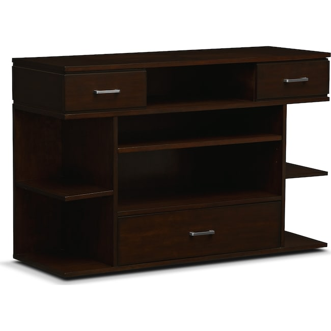 Accent and Occasional Furniture - Prestige Sofa Table - Brown