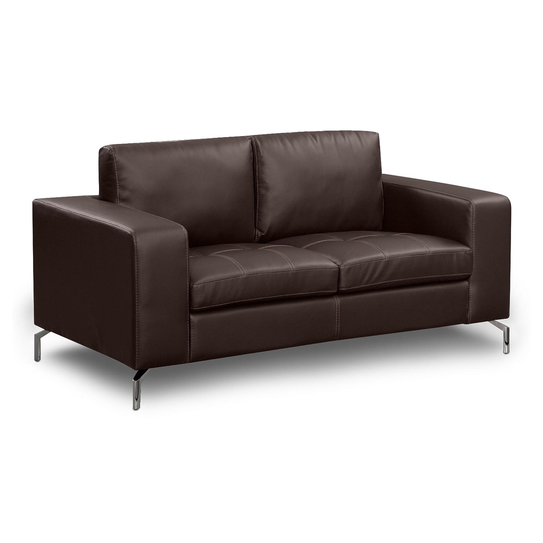 Living Room Furniture - Casino III Loveseat