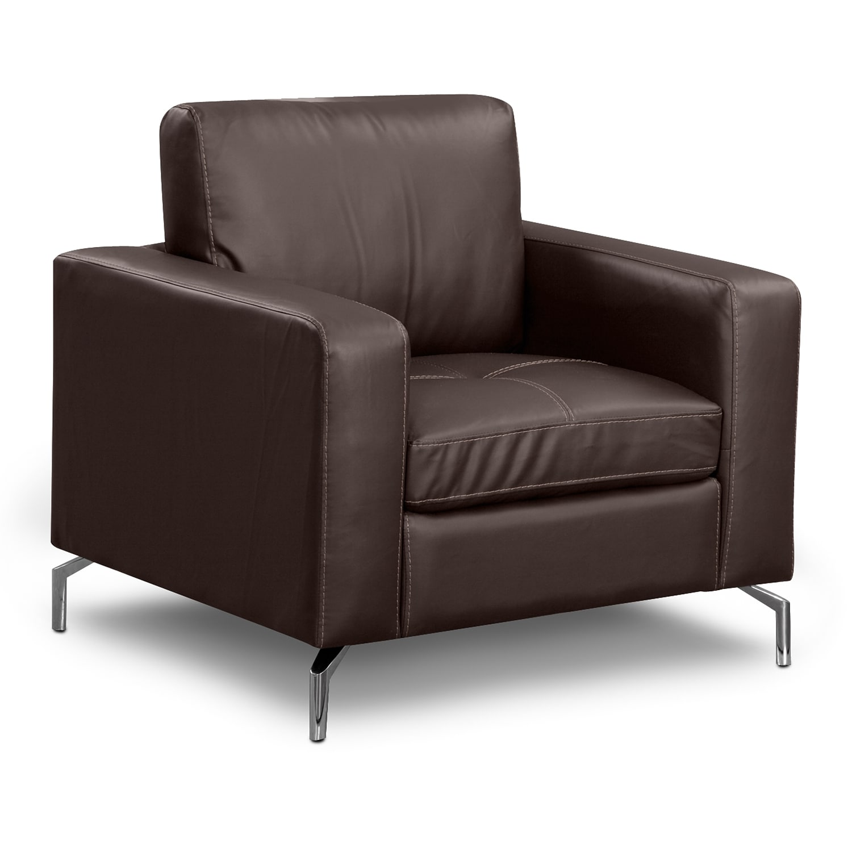 Living Room Furniture - Casino III Chair