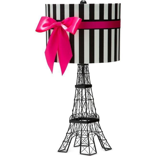 Kids Furniture - Eiffel Tower Table Lamp