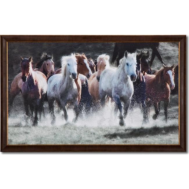 Home Accessories - Spirit Runners Framed Print