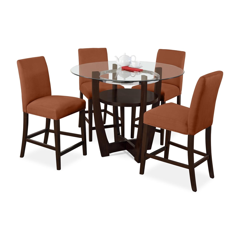 Shop 5 Piece Dining Room Sets | Value City Furniture