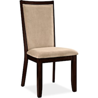 Paragon Chair - Camel