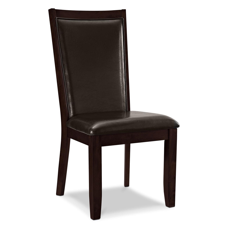 Paragon Chair - Brown