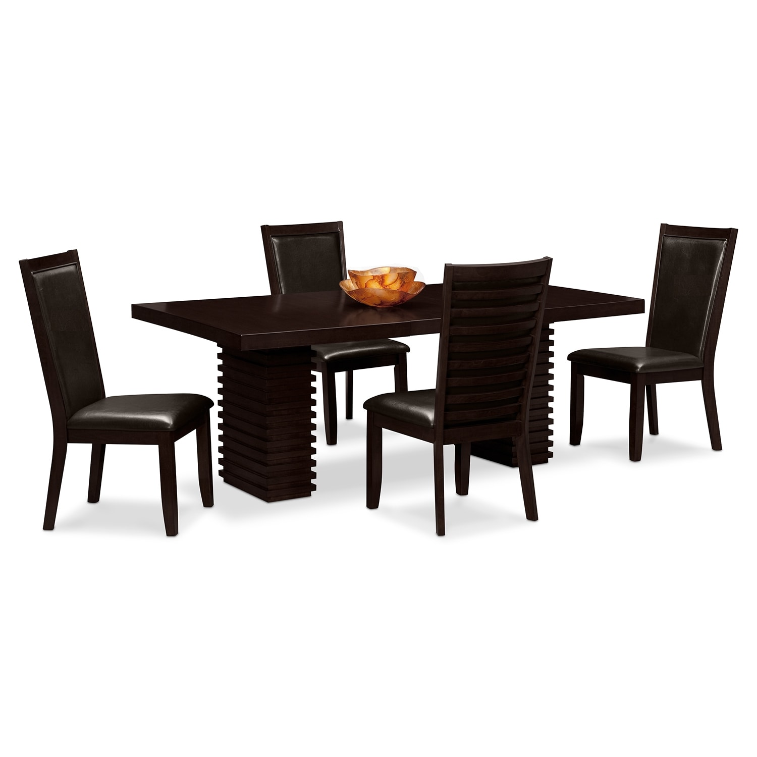 Dining Room Furniture - Paragon II 5 Pc. Dinette