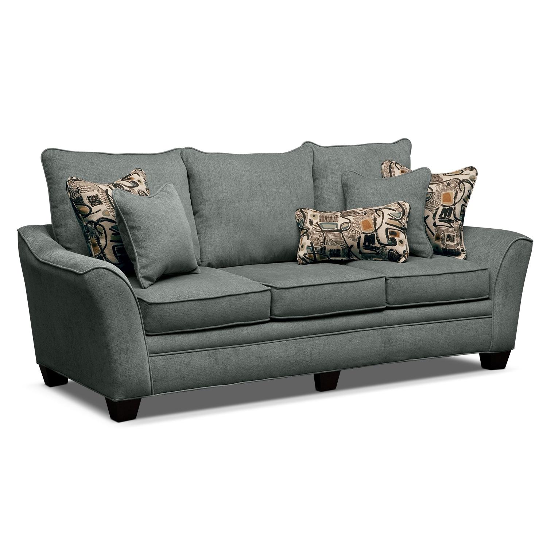 Living Room Furniture - Mandalay II Sofa