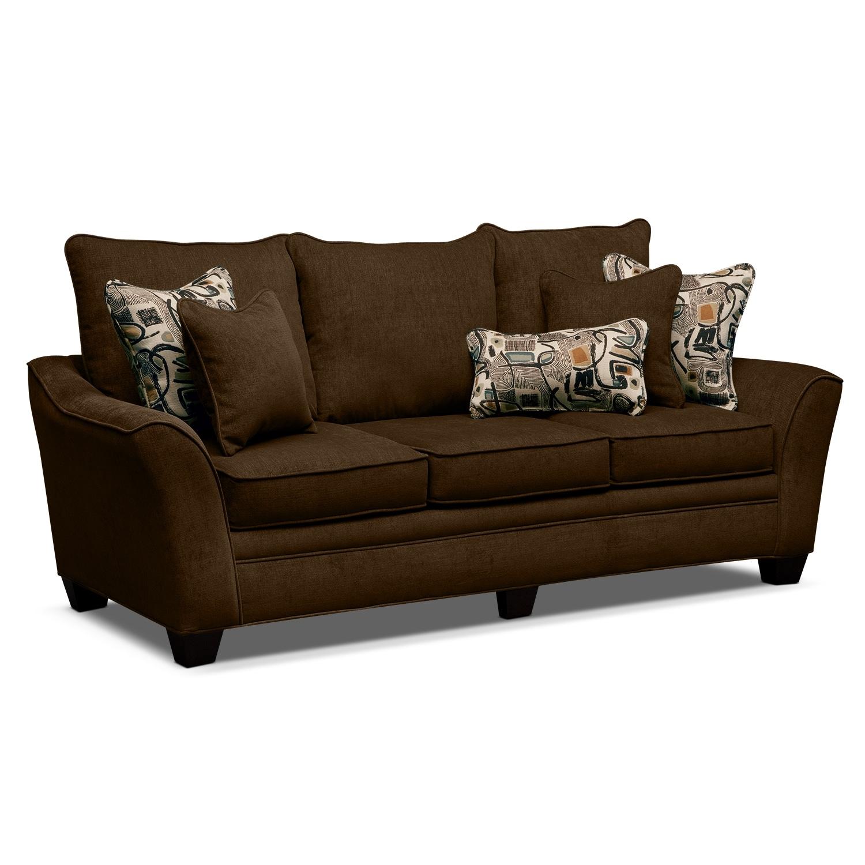 Living Room Furniture - Mandalay Sofa