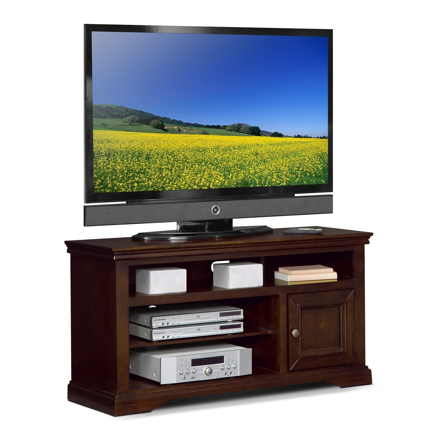 "Entertainment Furniture - Jenson III 50"" TV Stand"