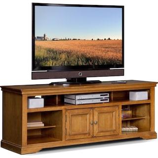 """Jenson 70"""" TV Stand - Pine"""