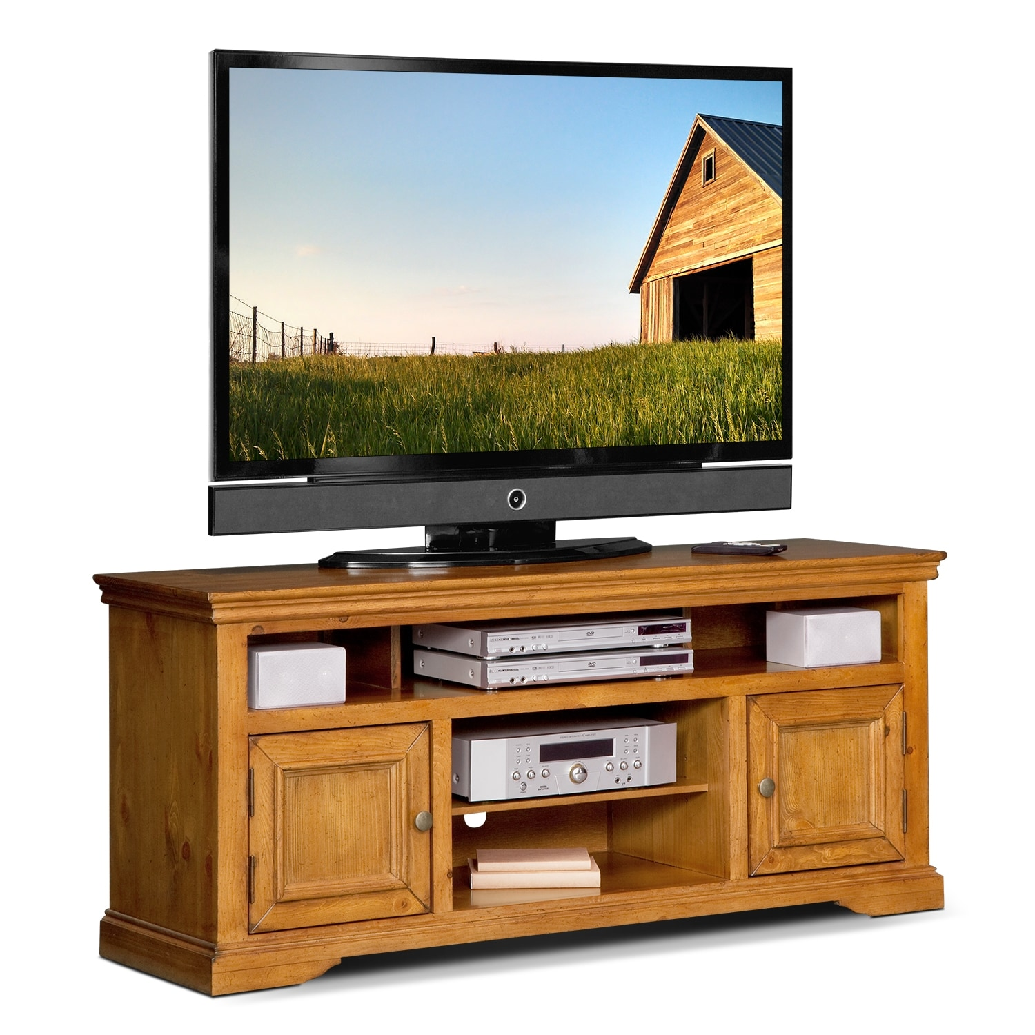 "Entertainment Furniture - Jenson II 60"" TV Stand"