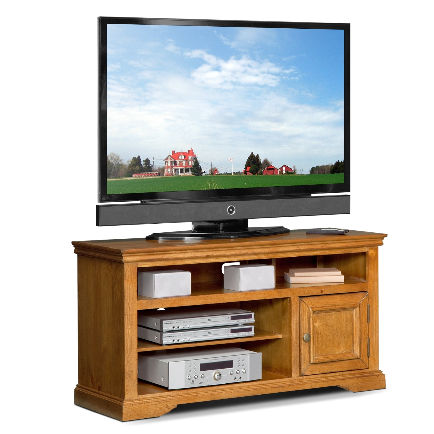 "Entertainment Furniture - Jenson II 50"" TV Stand"