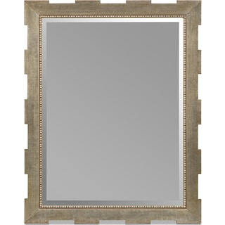 Josie Wall Mirror - Brushed Sand