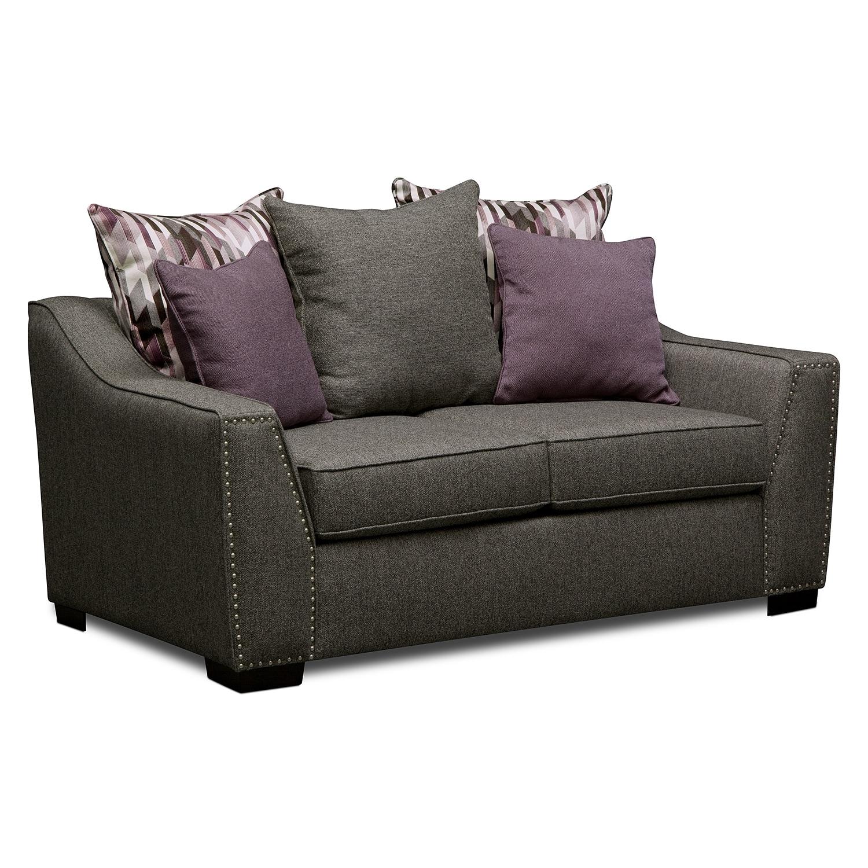 Living Room Furniture - Ritz Loveseat