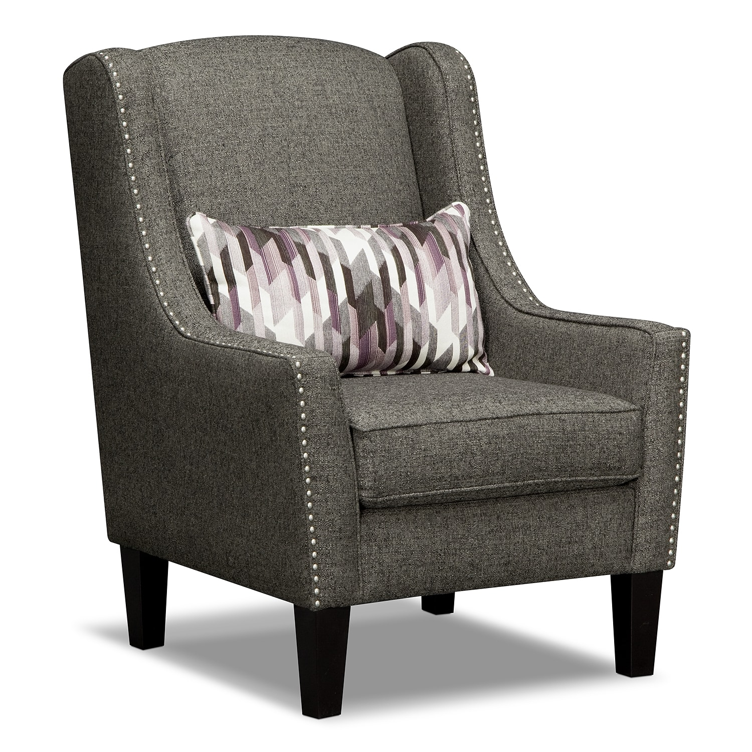 Living Room Furniture - Ritz Accent Chair