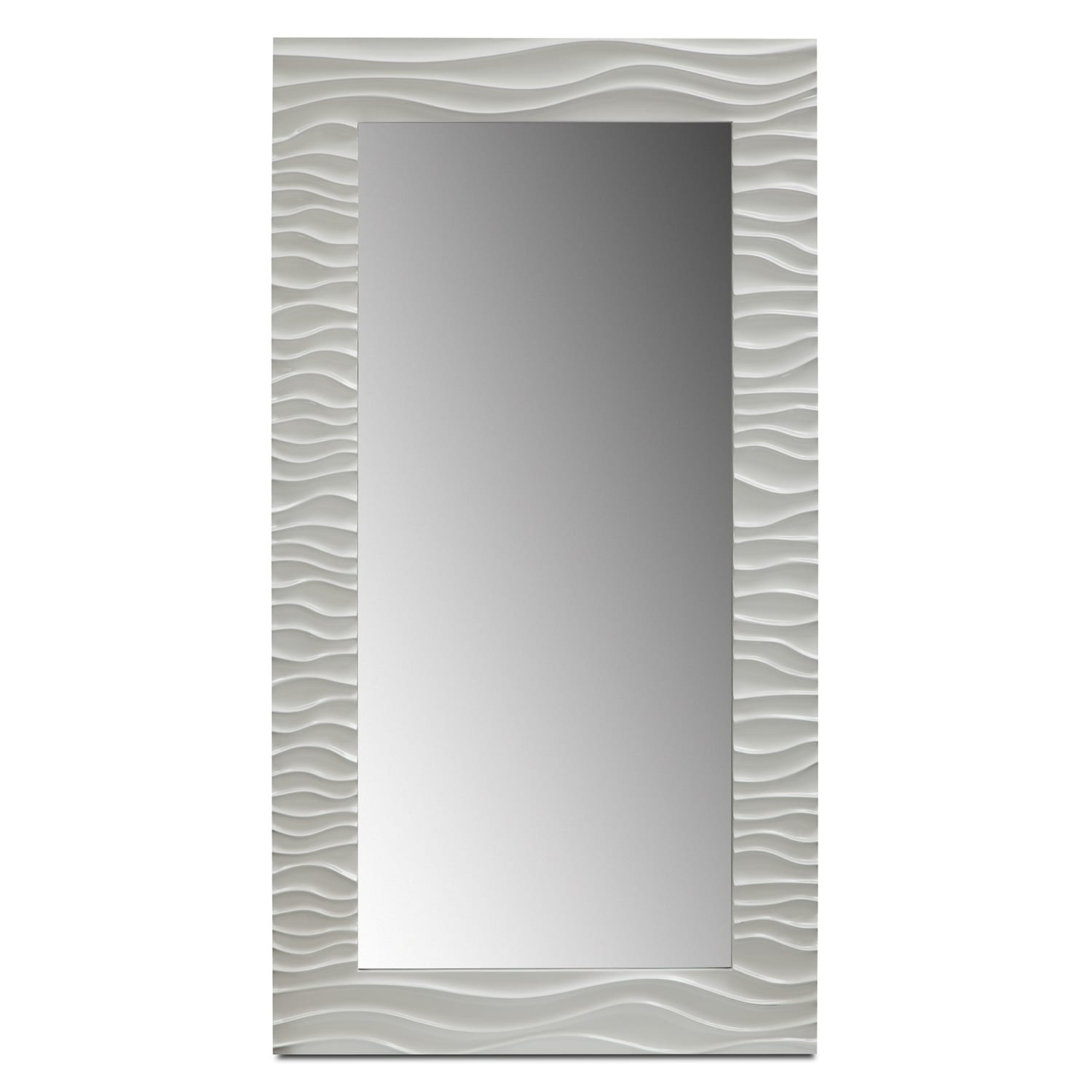 Home Accessories - Ella Floor Mirror