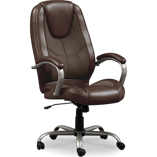 Viper Executive Chair - Espresso